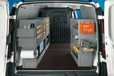 Tmc transporter management center gmbh for Allestimento furgoni wurth